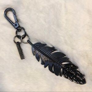 Jessica Simpson Feather Key Chain